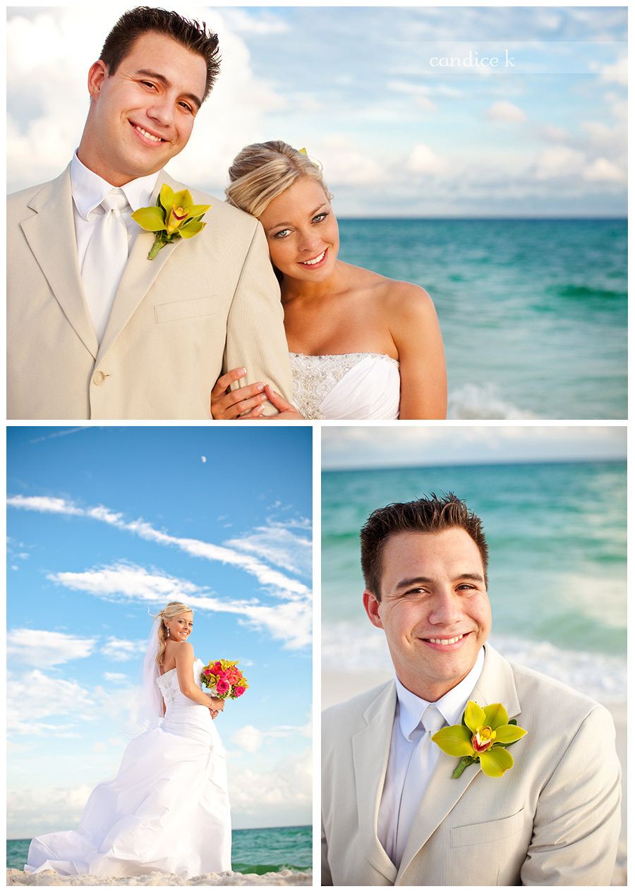 beach ceremony pictures