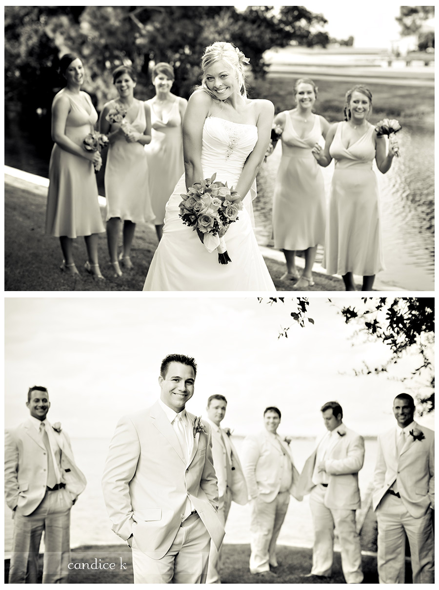 panama city florida wedding