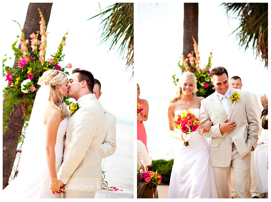 fl beach wedding photos