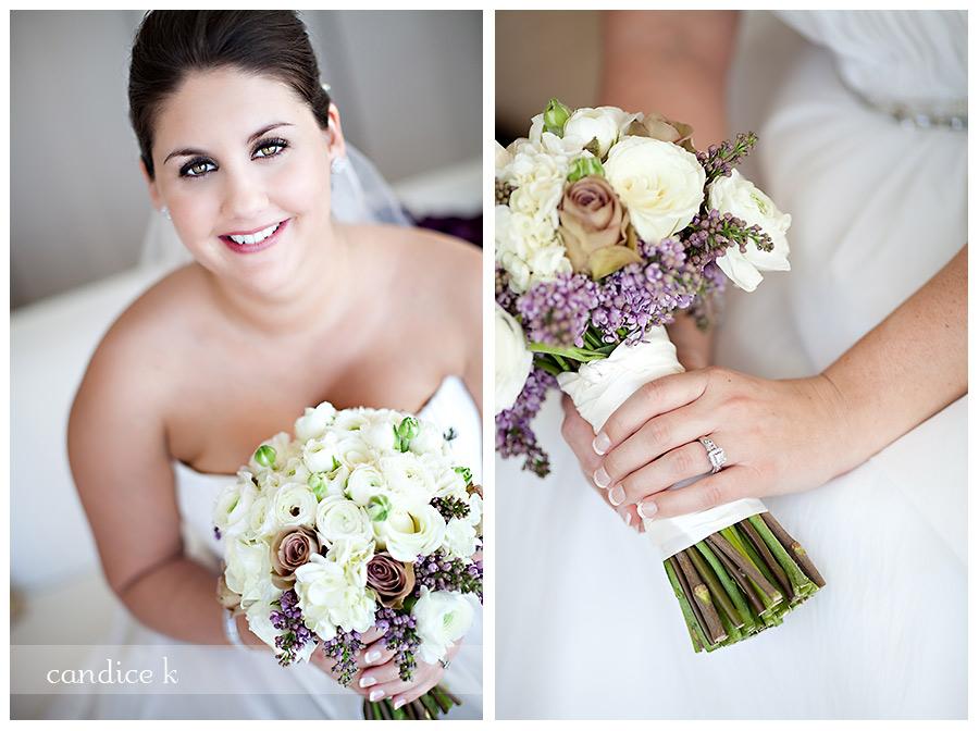 Candice matthews wedding