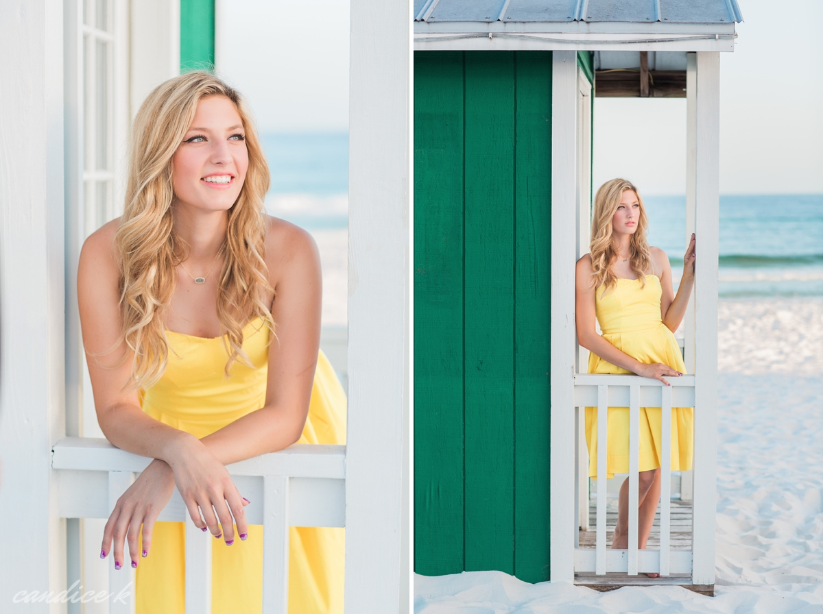rosemary beach senior photographers