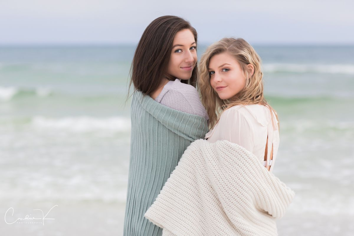 seaside fl teen portrait