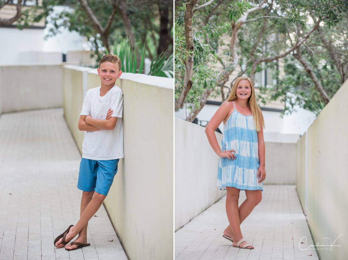 rosemary beach tween photographer