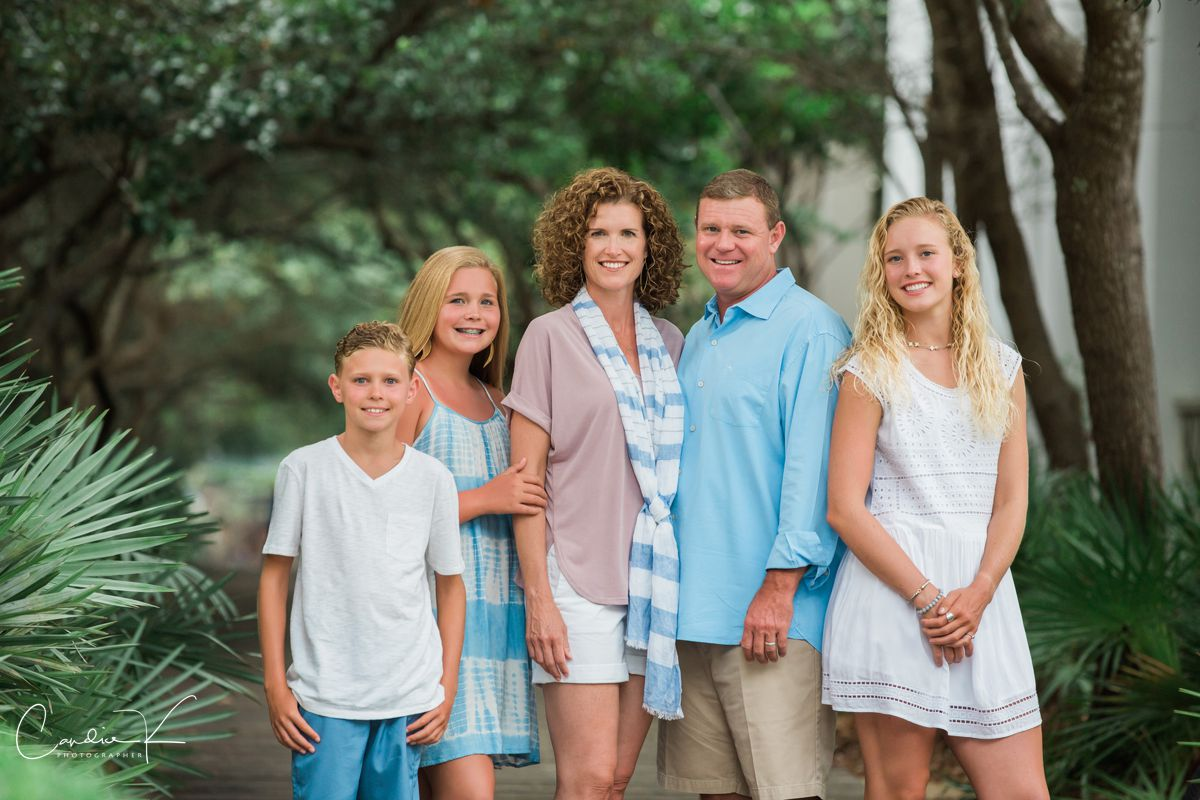 rosemary beach family portrait