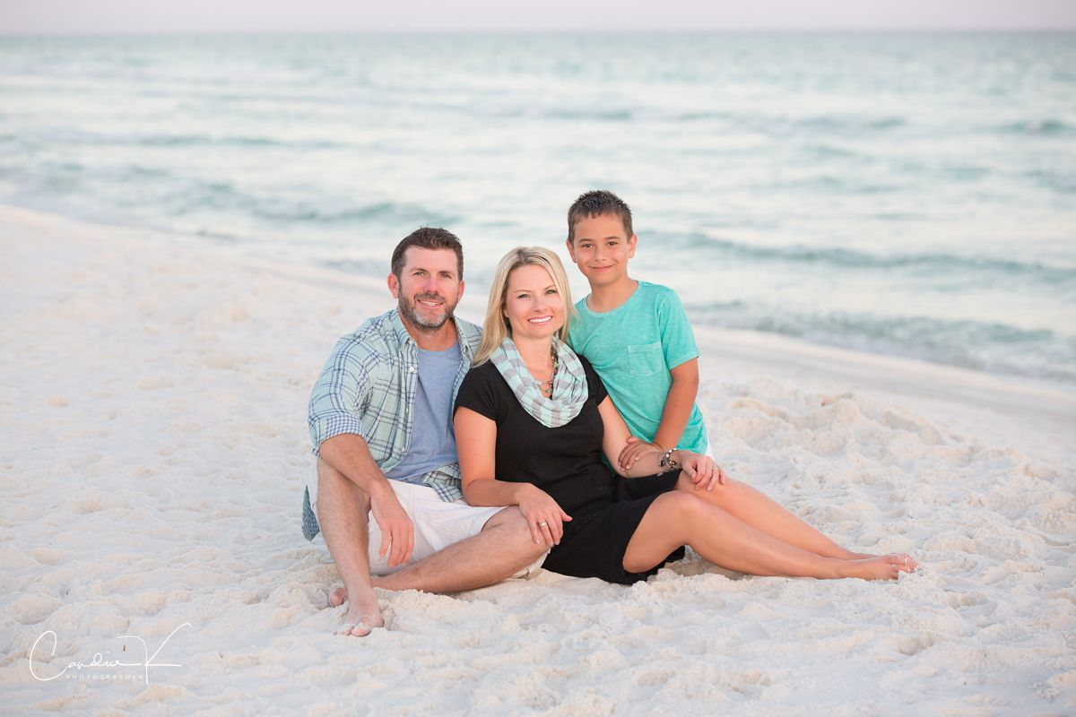 seaside fl family portrait