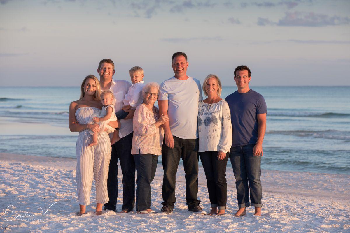30a family portraits