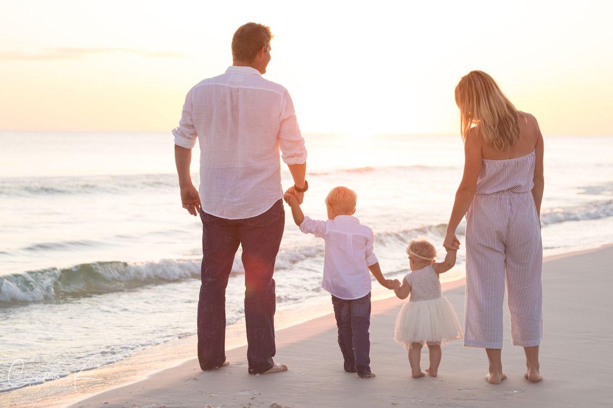 Alys beach family photography