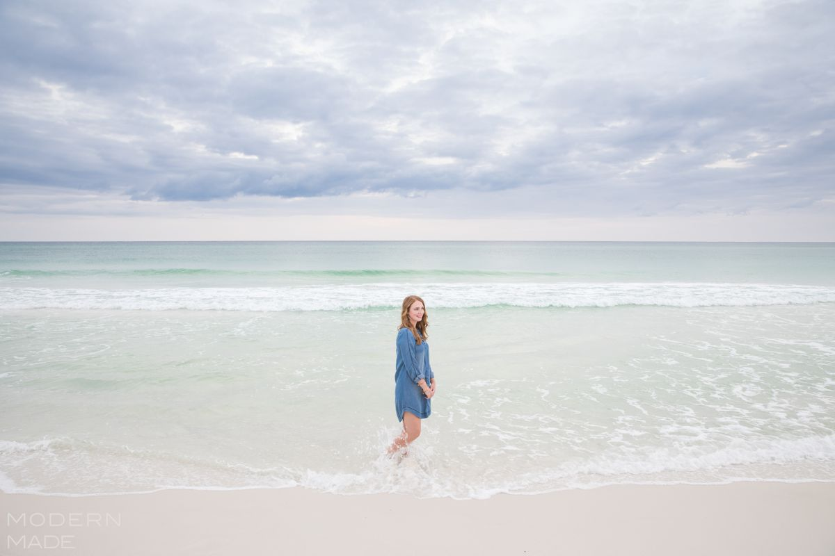 30a senior photography