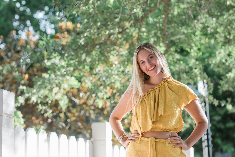 senior portraits in florida