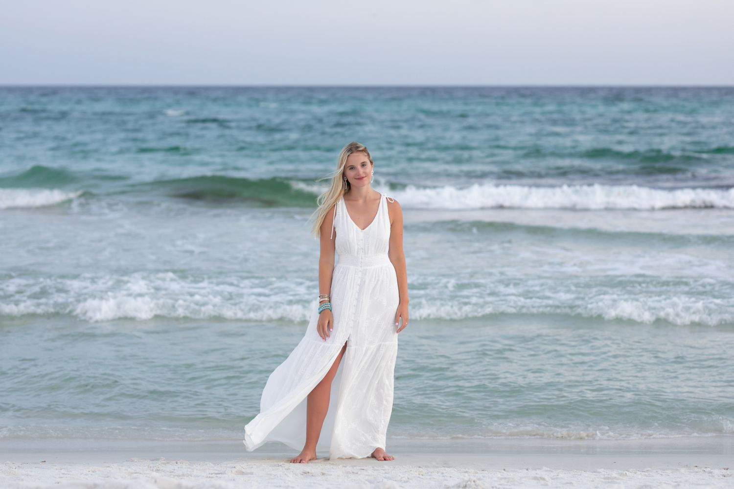 Alys beach senior portraits